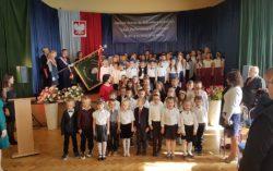Nadanie imienia Szkole Podstawowej w Kobylach
